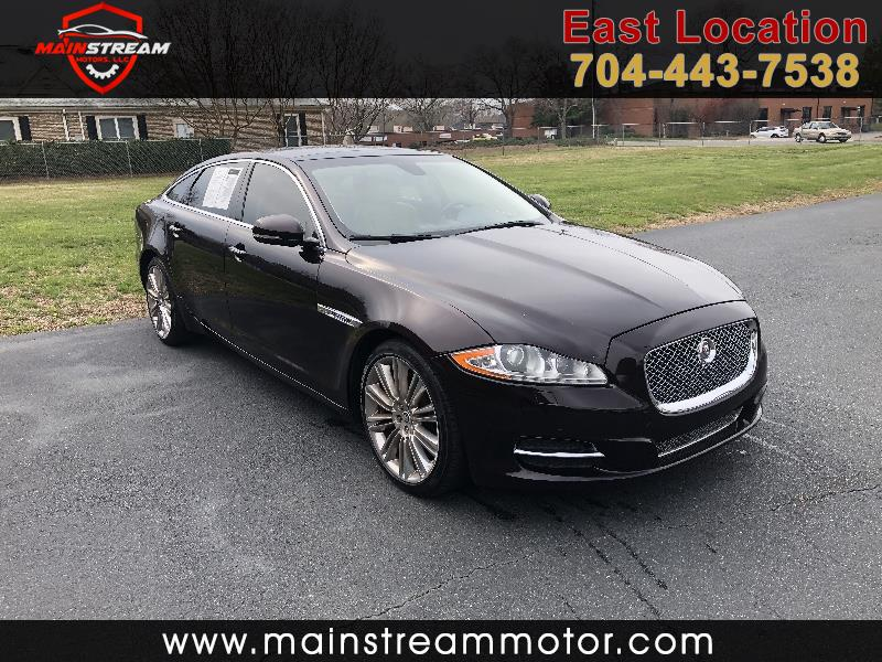 2011 Jaguar XJ Series SUPERCHARGED