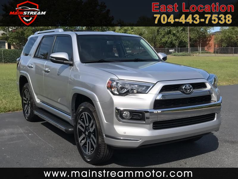 2016 Toyota 4Runner LIMITED V6 4WD