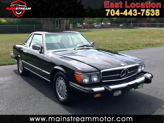 1979 Mercedes-Benz 450 SL Cp