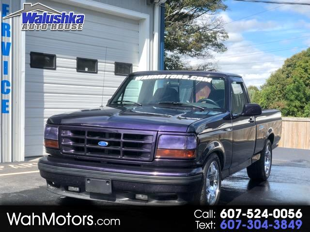 1993 Ford F-150 SVT Lightning 2WD