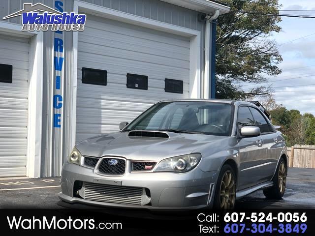 2006 Subaru Impreza Sedan WRX 4dr Man WRX STI