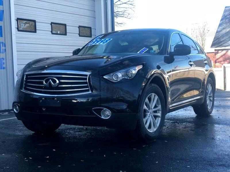 2016 Infiniti QX70 Base AWD