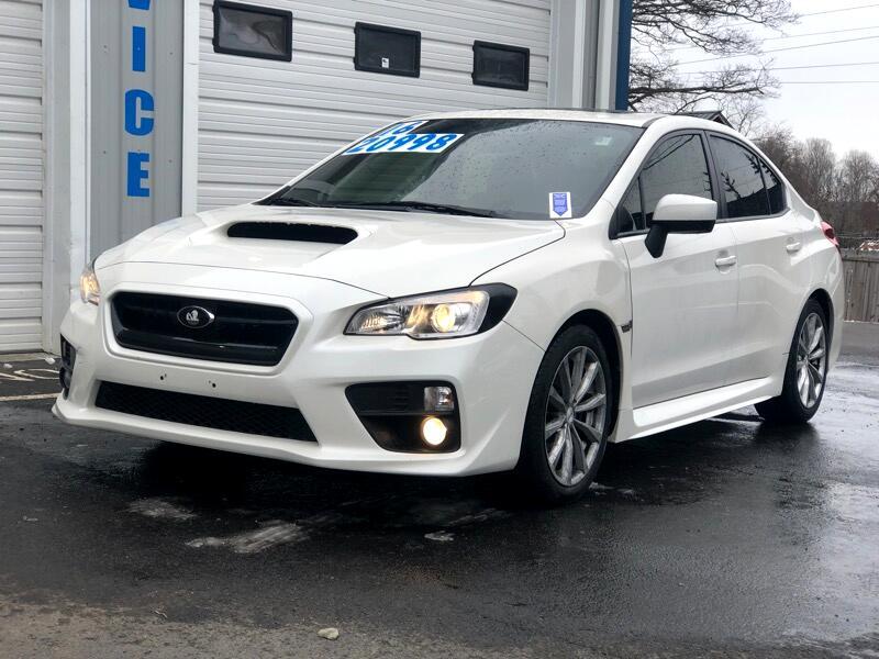 2016 Subaru Impreza WRX Premium 4-Door