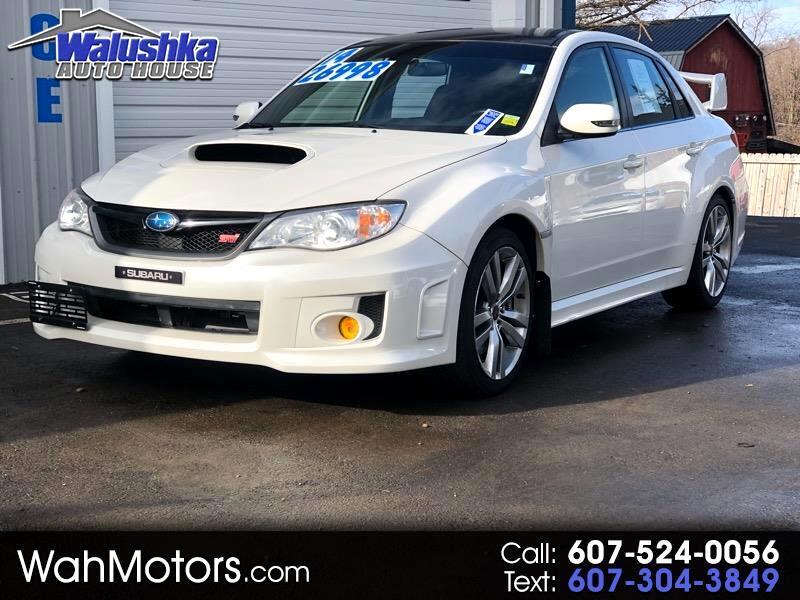2014 Subaru Impreza WRX STi WRX Sti
