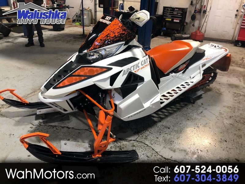 2012 Arctic Cat Unknown XF 1100 TURBO