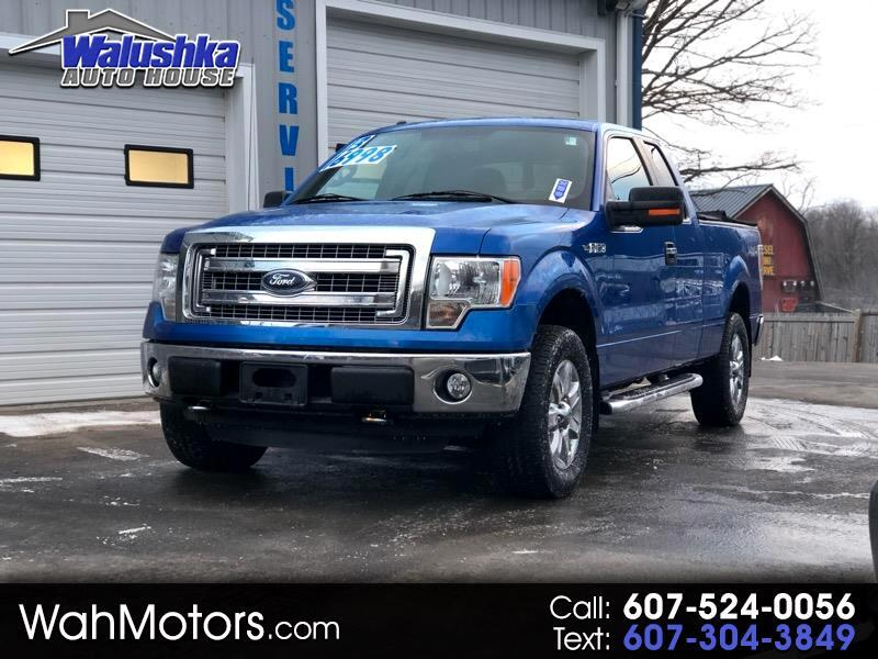2013 Ford F-150 XLT SuperCab 6.5-ft. Bed Flareside 4WD