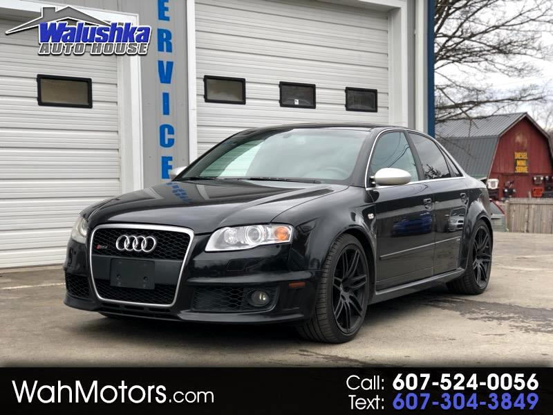 2007 Audi RS 4 4dr Sdn