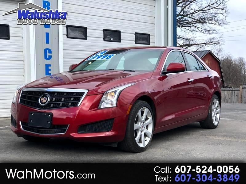 2014 Cadillac ATS 2.0L Performance AWD