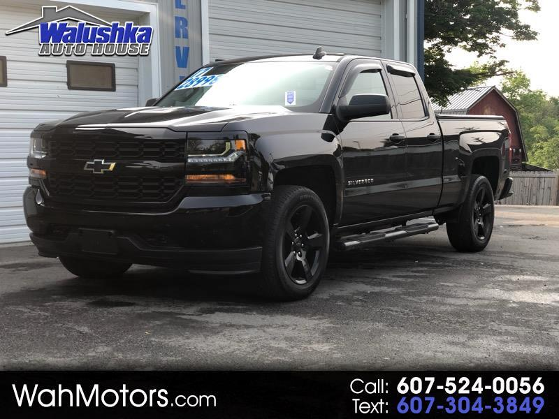 2017 Chevrolet Silverado 1500 LS Ext. Cab Short Bed 4WD