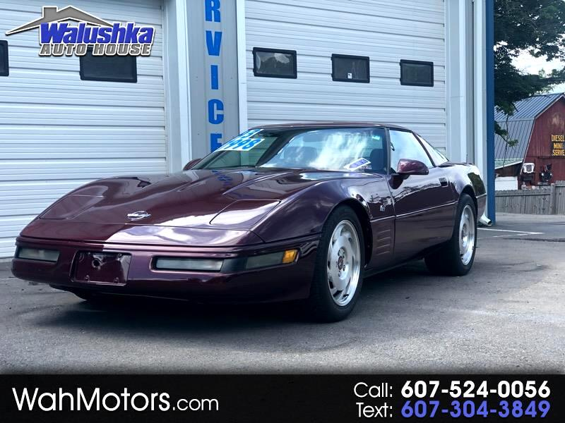 1993 Chevrolet Corvette 1LT Coupe Automatic
