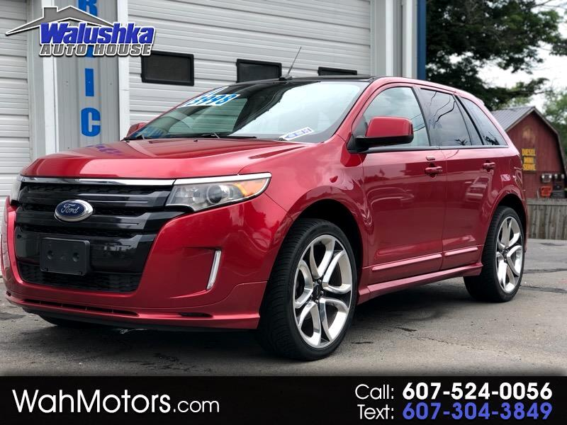 Ford Edge Sport AWD 2011