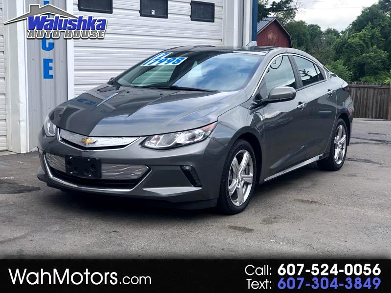 2017 Chevrolet Volt LT w/ Standard Emission Package