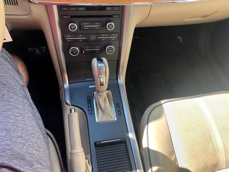 Lincoln MKZ AWD 2012