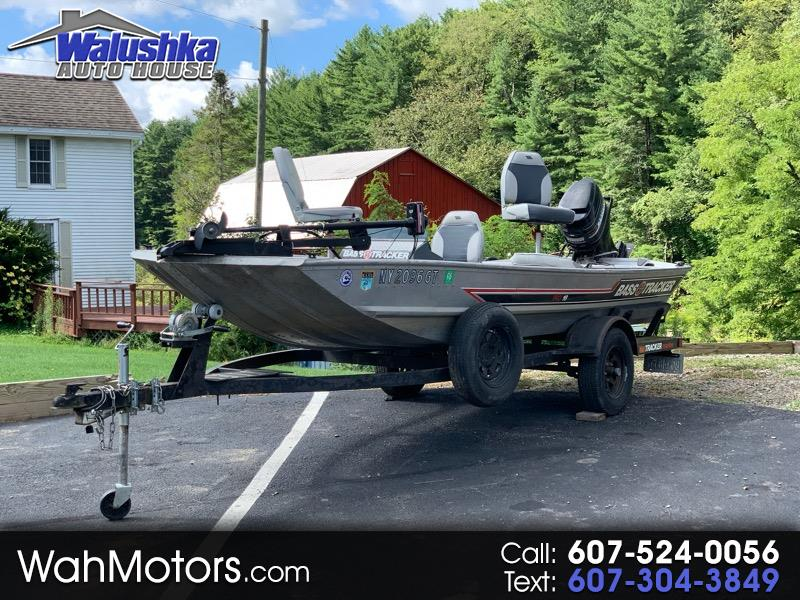 1987 Bass Tracker Bass Boat Base