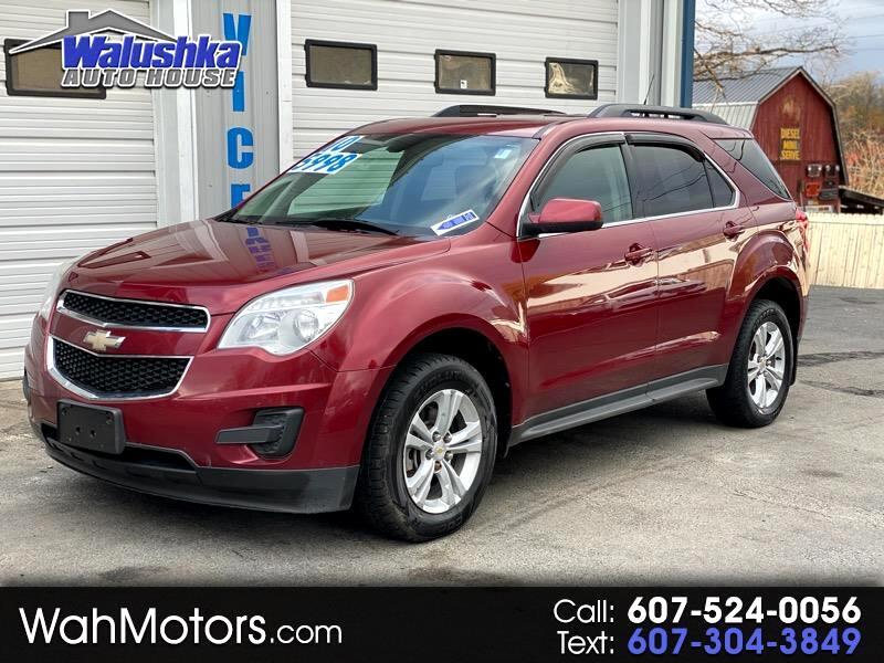 Chevrolet Equinox LT AWD Base 2010