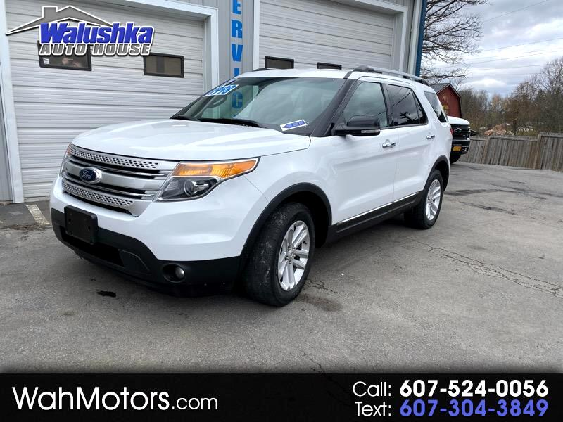 Ford Explorer XLT AWD 2013