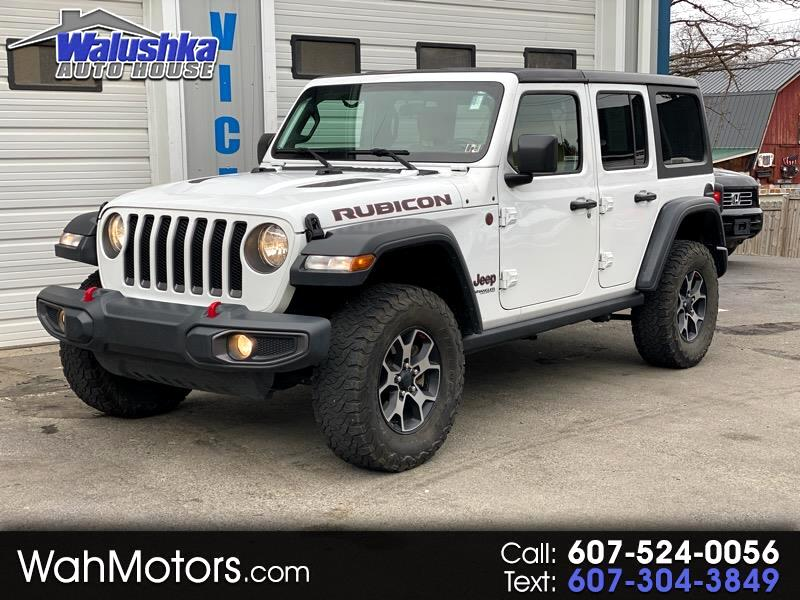 Jeep Wrangler 4WD 4dr Unlimited Rubicon 2018