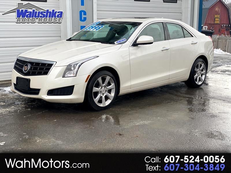 Cadillac ATS 2.0L Base AWD 2013