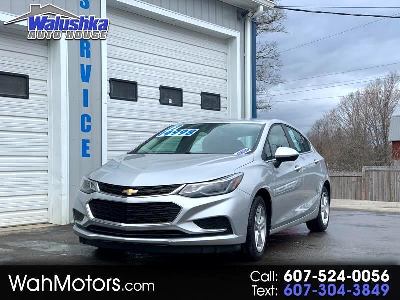 Chevrolet CRUZE LT Base 2017