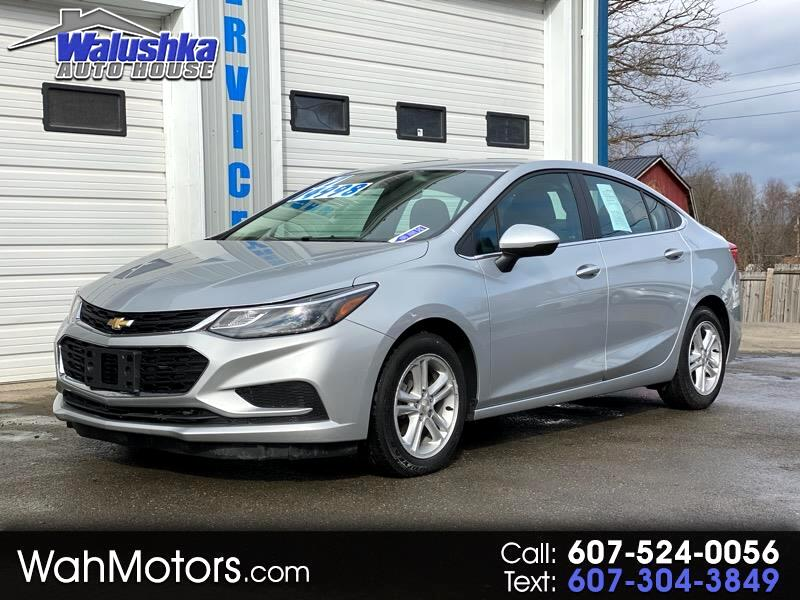 Chevrolet CRUZE LT Base 2017