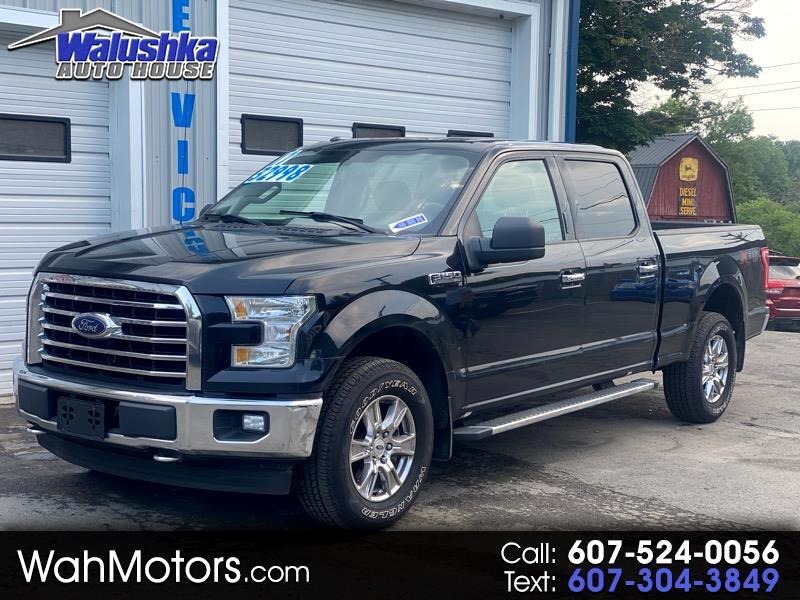 Ford F150 XLT Supercrew 4WD 2017