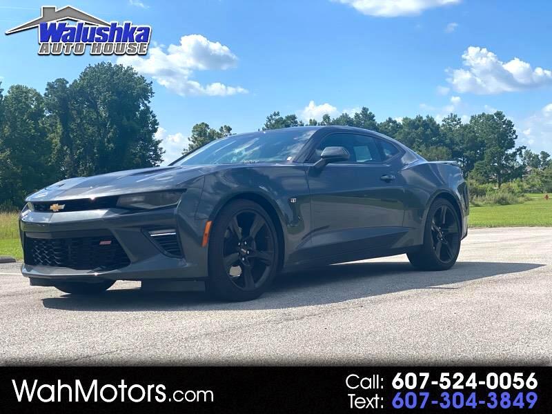 Chevrolet Camaro SS base 2018