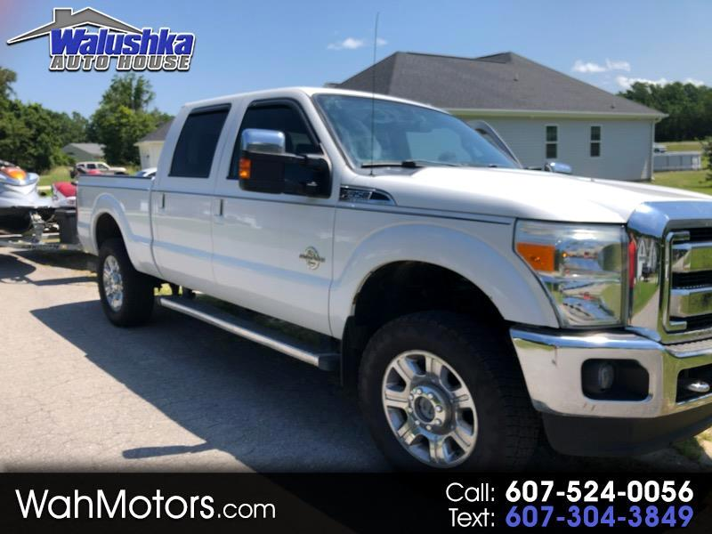 Ford F350SD Lariat Supercab 4WD 2013
