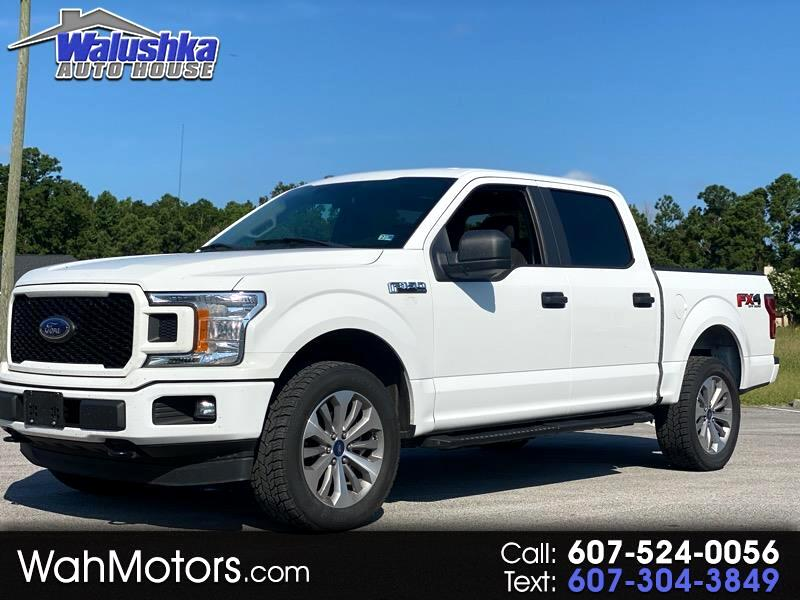 Ford F150 FX4 Supercrew 4WD 2018
