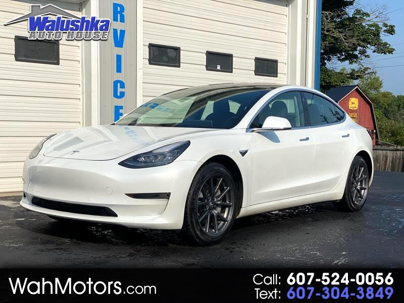 Tesla Model 3 Standard Range Plus RWD 2019