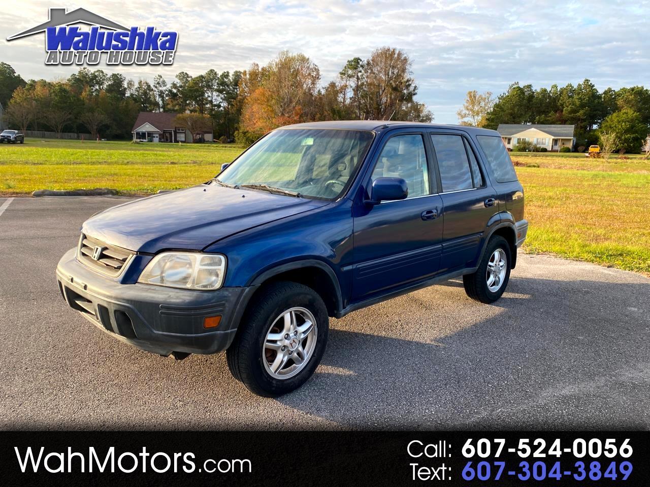 Honda CR-V 4WD LX Auto 1999