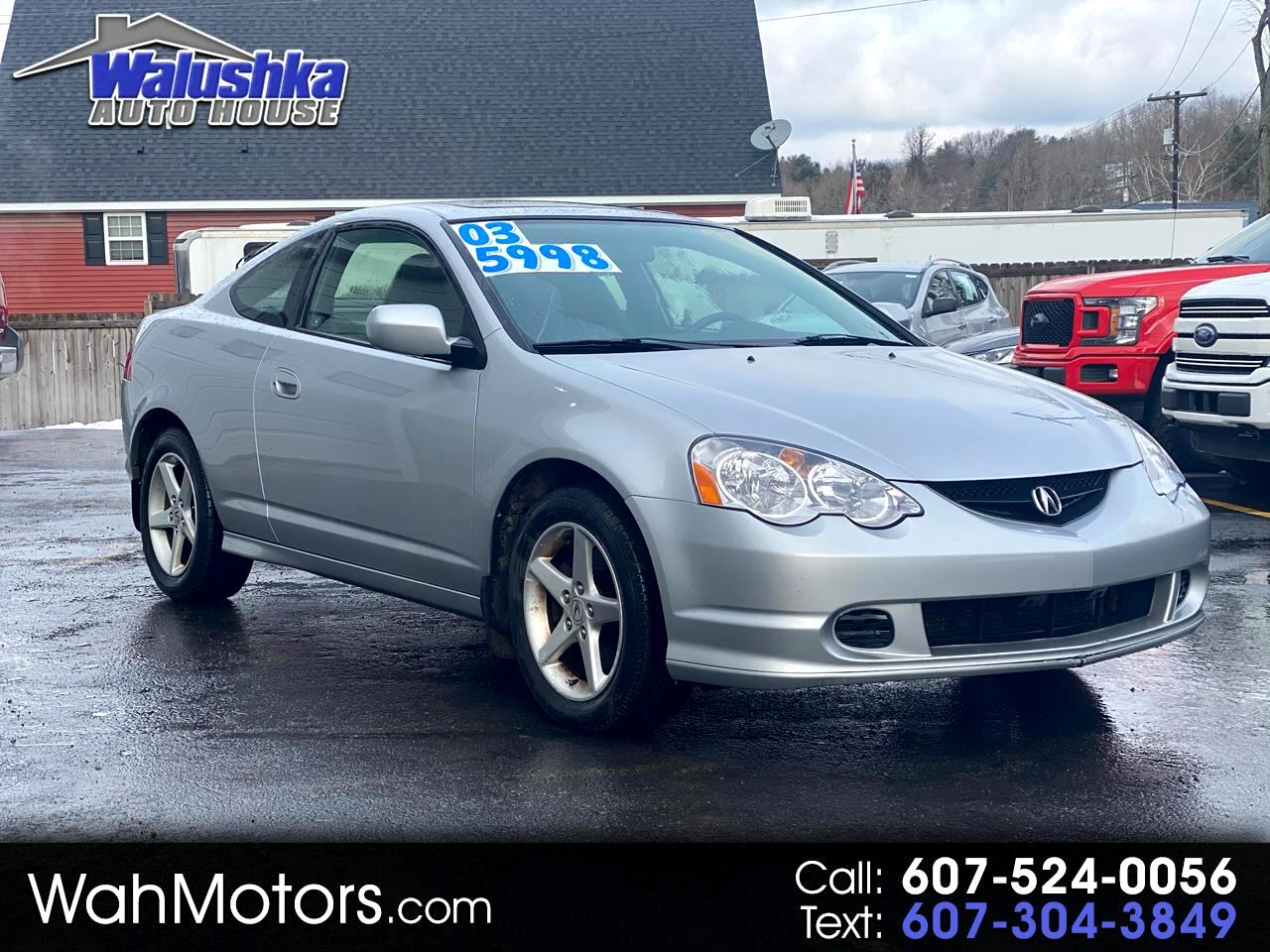 Acura RSX 3dr Sport Cpe Type S 2003