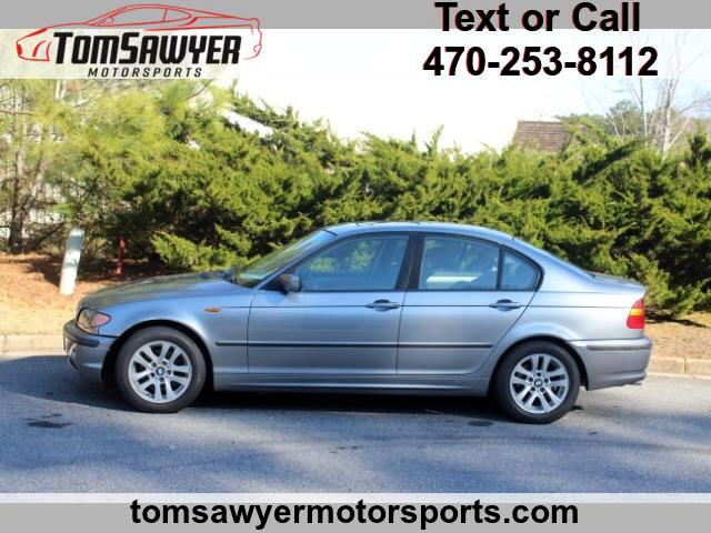 BMW 3-Series 325i 2004