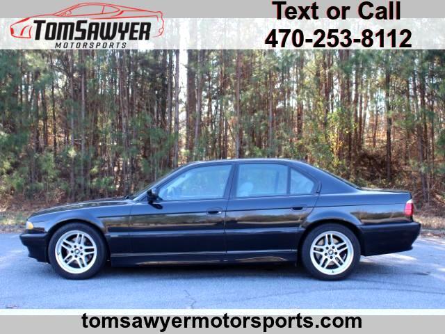 BMW 7-Series 740i 2001
