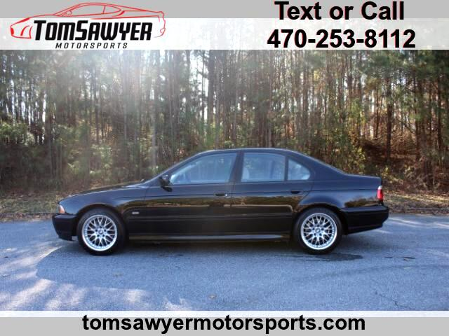 BMW 5-Series 530i 2002