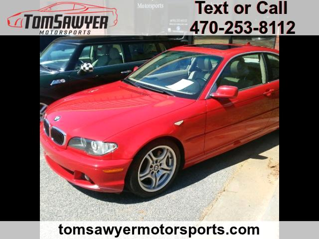 BMW 3-Series 330Ci coupe 2004
