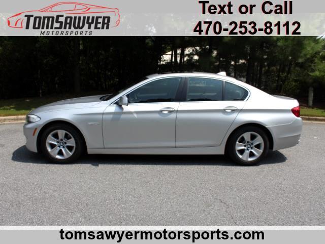 BMW 5-Series 528i 2013
