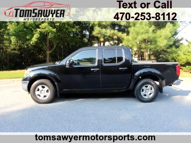2007 Nissan Frontier 4WD LE