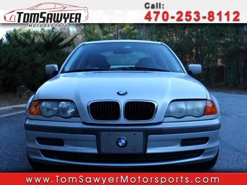 BMW 3-Series 323i 1999