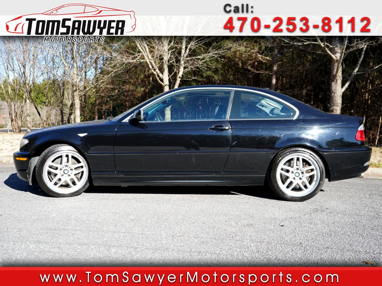 BMW 3-Series 330Ci coupe 2006