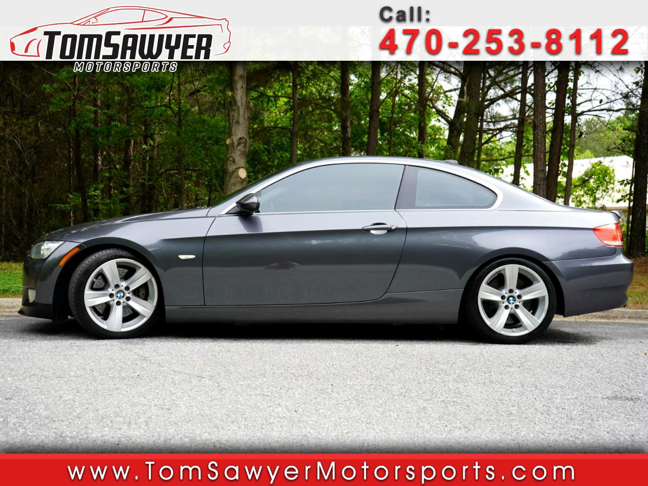 BMW 3-Series 335i Coupe 2008