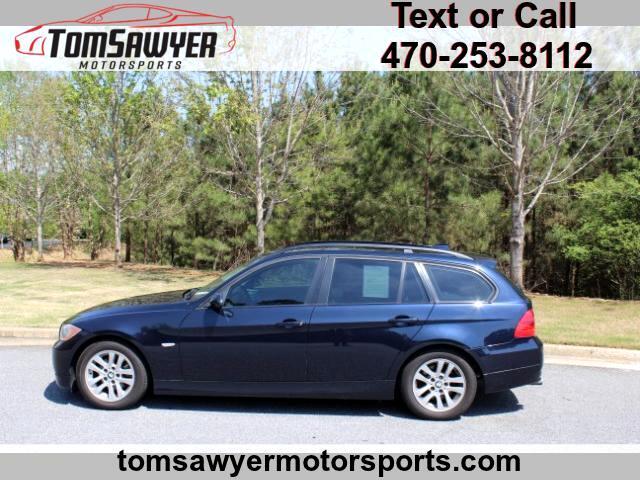 BMW 3-Series Sport Wagon 328xi 2007