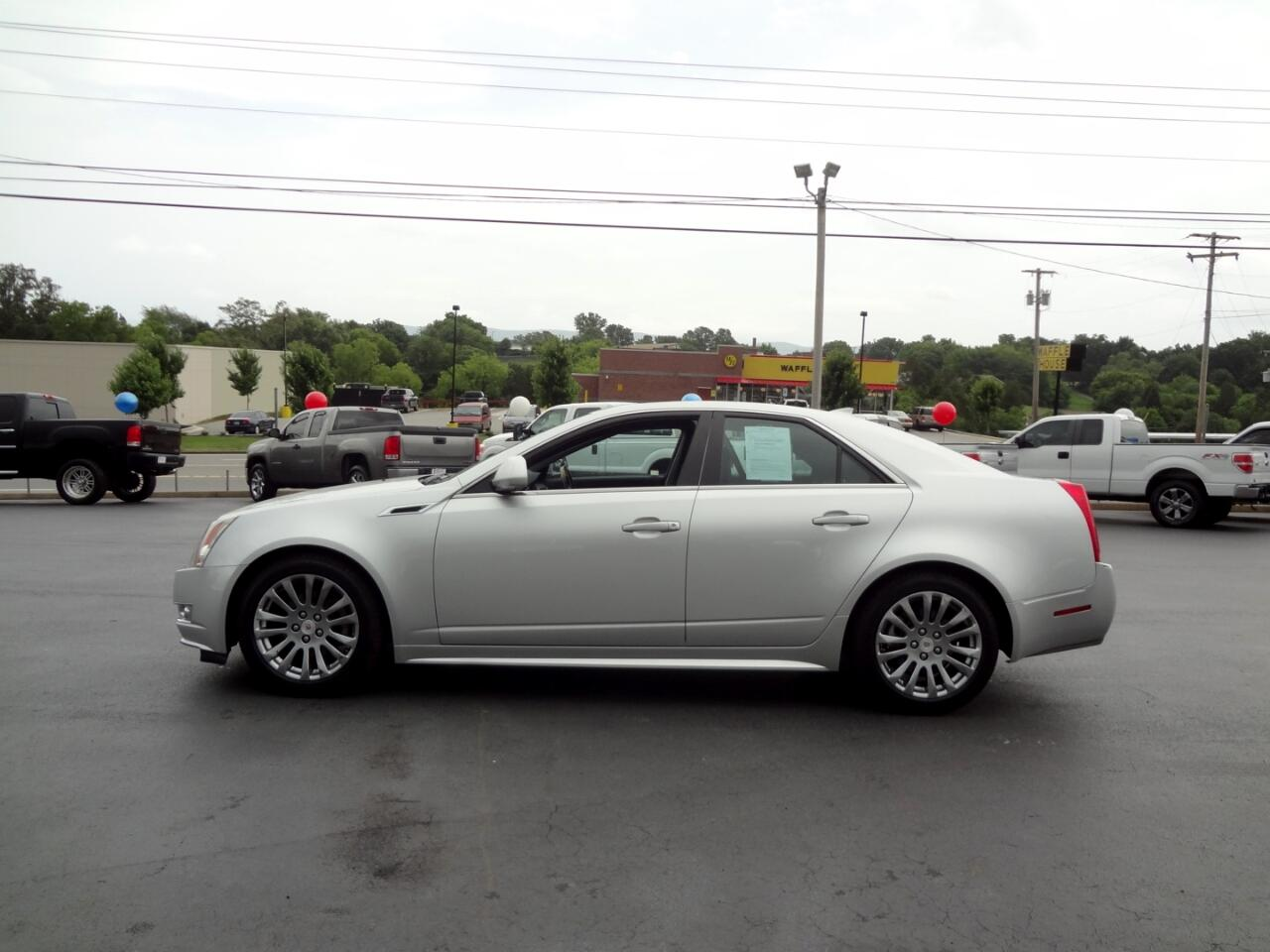 Cadillac CTS Sedan 4dr Sdn 3.6L Performance RWD 2012