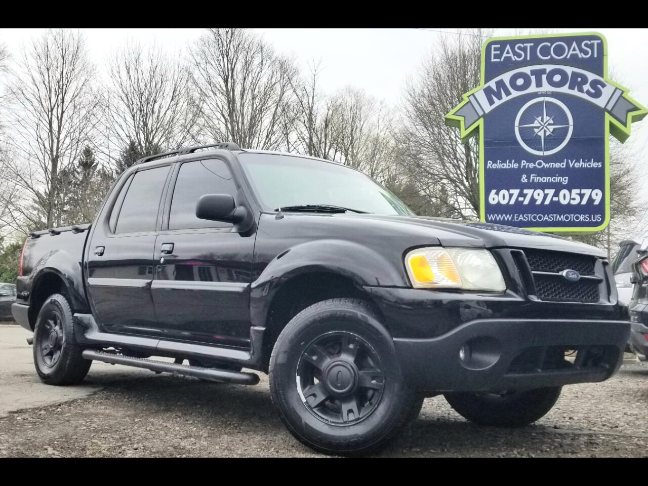 "2004 Ford Explorer Sport Trac 4dr 126"" WB Adrenalin"