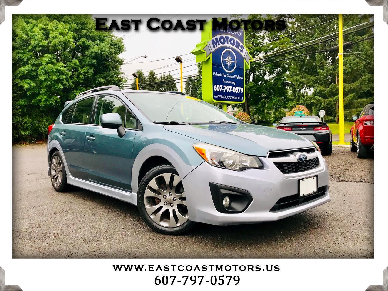 Used 2012 Subaru Impreza 2.0i Sport Premium For Sale In