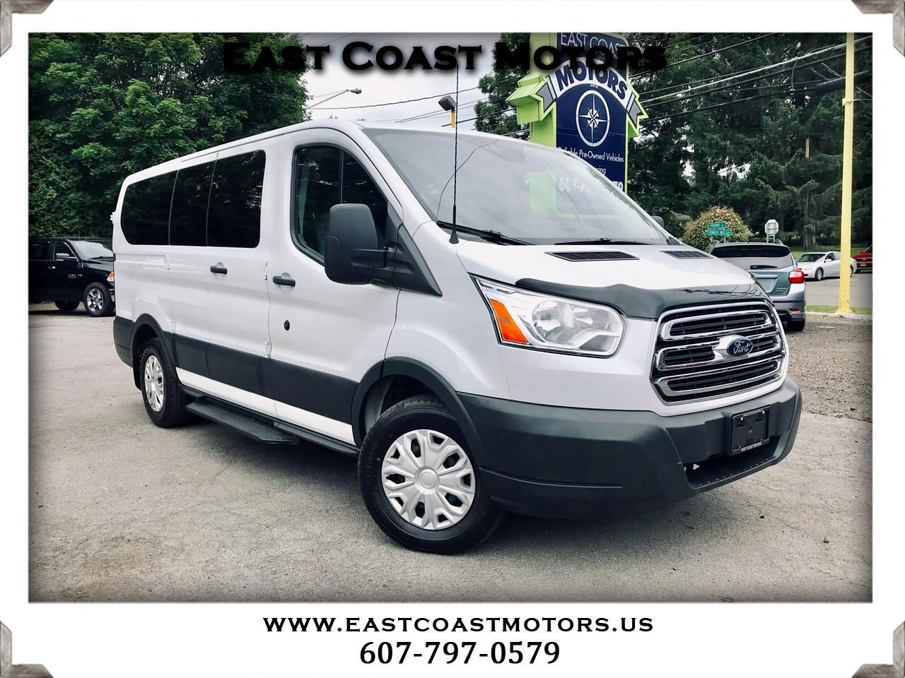 2016 Ford Transit 150 Wagon Low Roof XL 60/40 Pass. 130-in. WB