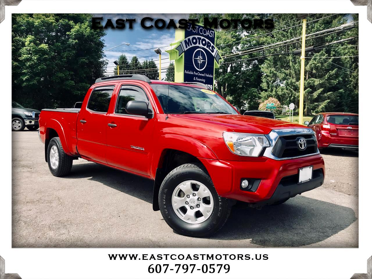 2014 Toyota Tacoma Double Cab Long Bed V6 5AT 4WD