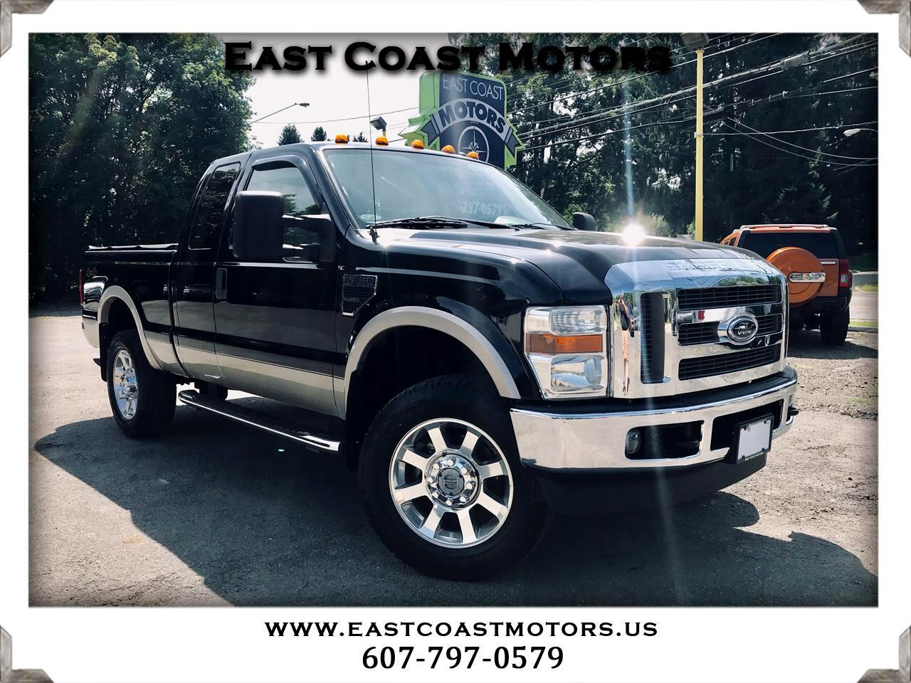 2008 Ford F-250 SD Lariat SuperCab SWB 4WD