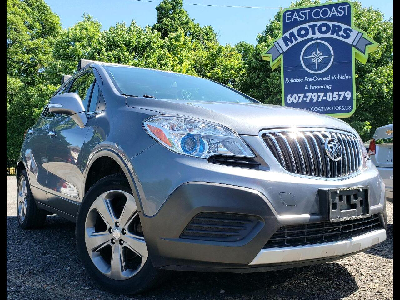 2014 Buick Encore AWD 4dr