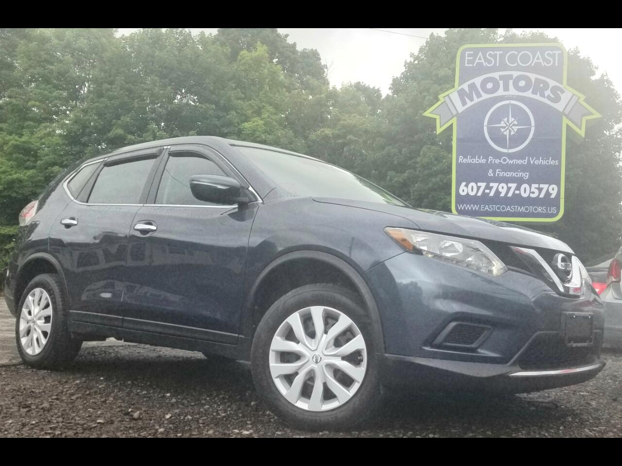 2014 Nissan Rogue AWD 4dr S
