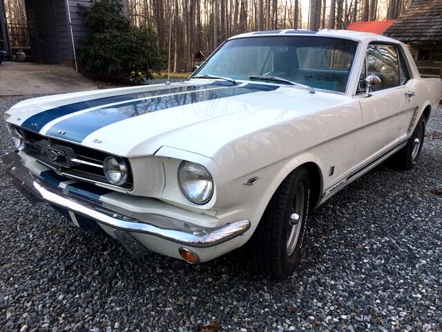 1965 Ford Mustang 2dr Cpe